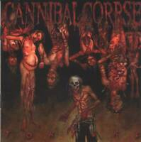 CANNIBAL CORPSE - TORTURE (2012) CD Jewel Case by Fono Music+FREE GIFT