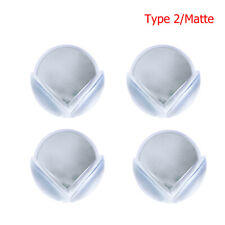 4pcs Clear Baby Corner Guards Child Proofing Table Desk Protector Cover nw