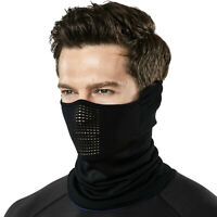 TSLA 1 or 2 Pack Neck Gaiter, UPF 50+ Protection Face Mask for Outdoor Sports