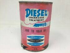 Vintage Marco Super Motor Oil Aviation Repurposed To Diesel Unopened 1Qt Can