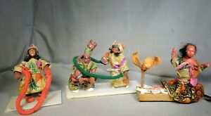 Fabric Sculpture African American Outsider Art Lydia Hardaway Chicago Black Lady