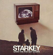 "STARKEY Open The Pod Bay Doors UK heavy vinyl 12"" SEALED / NEW Ninja Tune"