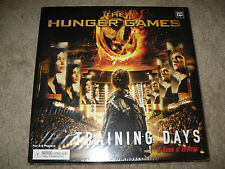 The Hunger Games Training Days Board Game Rare New!!!
