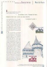 Frankreich Nr.   5350  Ersttagsblatt  Chateau Suscinio  Morbihan