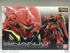 Bandai 0207590 RG 22 RG 1/144 Sinanju Neo Zeon MS Customized For Newtype MSN-06S