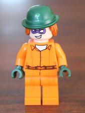 NEW LEGO Minifig- The Riddler Prison Jumpsuit- from set 70912 Arkham Asylum