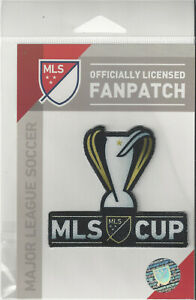 2020 MLS Cup Championship Soccer Patch Sew On Iron On Official Futball Logo