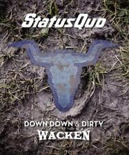 Status Quo - Down Down And Dirty at Wacken (CDBLURAY) Sent Sameday*