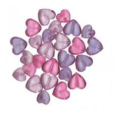 Confettis et cotillons de fête rose pour la maison toutes occasions
