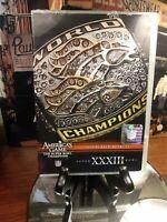 NFL America's Game Super Bowl Champions: Denver Broncos DVD XXXIII - Elway Davis
