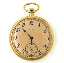 18K Gold Patek Philippe Pocket Watch for Tiffany & Co. ORIGINAL