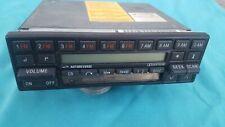 MERCEDES BENZ  BECKER GRAND PRIX 780 AM/FM RADIO CASSETTE - AS-IS For Parts