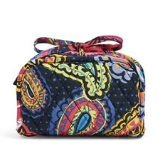 Vera Bradley Jewelry Case Travel Organizer Twilight Paisley - New