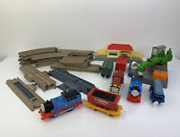 35 Piece Lot- THOMAS THE TRAIN Set Toys Mattel Gullane Limited (2009-2010)