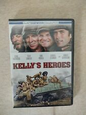 Kelly's Heroes DVD Widescreen Clint Eastwood Donald Sutherland New Free Shipping