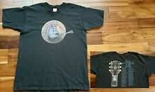 BB King Blues Festival T-Shirt Men's XL The Neville Brothers Dr. John Music Art