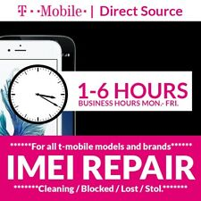 T-MOBILE IPHONE X CLEANING/UNBARRING/BLOCKED/BLACKLISTED/REPAIR 1-12 HOUR