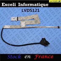 """Dell Latitude E7270 12.5"""" Tactile LCD Affichage Écran Câble DC02C00AX00 2K2J9"""