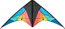 HQ Débutant Aile de cerf-volant Quickstep II Chroma 130x60 cm Ligne de vol