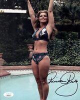 PRISCILLA PRESLEY Signed SEXY 8x10 NAKED GUN Photo IN PERSON Autograph JSA COA
