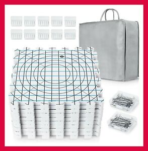 Product Extra Thick Blocking Mats for Wet and Steam Blocking - Includes Pack of
