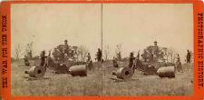 CROW'S NEST BATTERY 10-INCH SEACOAST MORTARS PETERSBURG, VA.