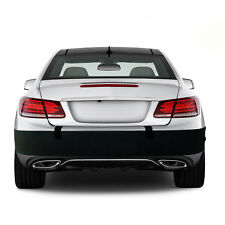A12015 Black Rear Bumper Guard Protector Corner Protection Universal Fit for Car