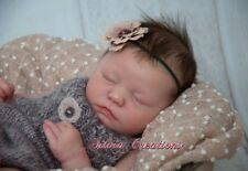 Reborn Baby Doll~ Zuri Kit~ Completed Custom Doll