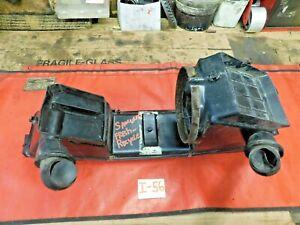 Suzuki Samurai, Fresh Air or Recirculate, Cowl Mounted Heater Box. Original, !!