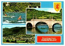 Postcard -   ABERFELDY       (Ref D4)