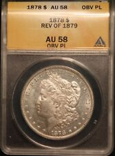 1878 MORGAN SILVER DOLLAR PL OBVIOUS PROOF LIKE REALLY NICE CONDITION NO RESERVE