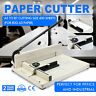 A3 Hebelschneider Papierschneider 400 Blatt SchneidegeräT Schneidemaschine