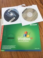 Microsoft Windows XP Home Edition Version for PC Software 41066/ Medion