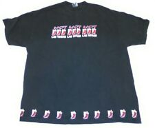 Las Vegas Black T-shirt 2Xl Chili Peppers Hot Naturally Distressed Sin City