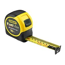 Stanley FatMax 33-829 10m Metric Tape Measure Blade Armour 10 Metre X 32 Mm