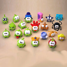 Prosto Toy PVC Cut the Rope figure Om Nom toy Set 20 pcs Original - 244p
