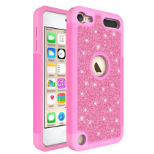 Studded Bling Rhinestone Diamond Phone Case For iPod Touch 6th 5th Generation