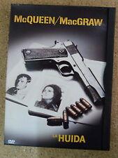 DVD La Huida,Steve McQuenn