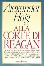 ALEXANDER HAIG ALLA CORTE DI REAGAN SUGARCO 1984