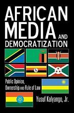 African Media and Democratization: Public Opinion, Ownership and Rule of Law