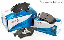 Genuine Allied Nippon Opel Vauxhall Agila A 1.0 1.2 Front Axle Brake Pads New