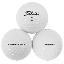 120 Titleist Pro V1 2016 Golf Balls *No Markings or Logos!*