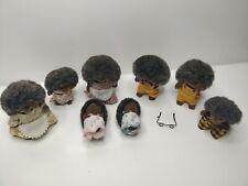 Very Rare Original SYLVANIAN Family Hedgehog Family 1985 EPOCH