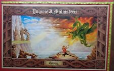 "YNGWIE MALMSTEEN POSTER,24x36"",RARE Original,Record company promo,TRILOGY"