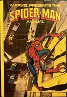MARVEL PRESENTS SPIDERMAN 1979 BRITISH ANNUAL GRANDREAMS HARDBACK NM CONDITION