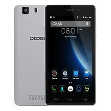 "Unlocked Smartphones, DOOGEE X5 3G Mobile Phone - 5.0"" IPS Display - Android 6.0"