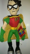 New Toy Network Teen Titans Robin 14� Plush Figure 2005 - Nwt