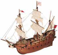 OcCre San Martin Galleon 1:90 Scale Wooden Period Ship Kit 13601