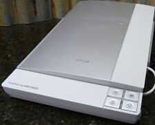Epson Perfection V100 Photo Flatbed CCD Scanner 3200 dpi 48-bit USB EXCL PSU