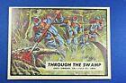 "1962 Topps Civil War News - #73 ""Through The Swamp"" - NrMt Condition"